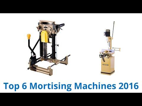 6 Best Mortising Machines 2016