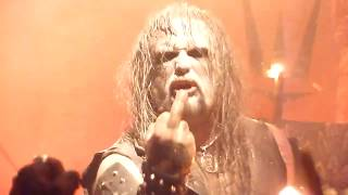 Watain - On Horns Impaled (live @ Gagarin 205, Athens 2019)