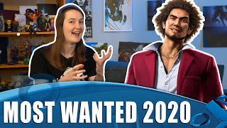 Our Most Wanted Games 2020