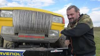 МОНСТР ТРАК по русски  ГАЗ Волга + МАЗ + ГАЗ 66 #ЧУДОТЕХНИКИ №26