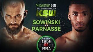 KSW 43 - Artur Sowiński vs Salahdine Parnasse