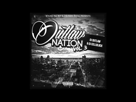 "Young Noble & Hussein Fatal - ""Embrace da struggle"" (Outlaw Nation Volume 3)"