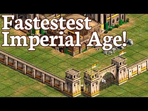1v1 Arena | Fastest Imperial Age | vs Melkor
