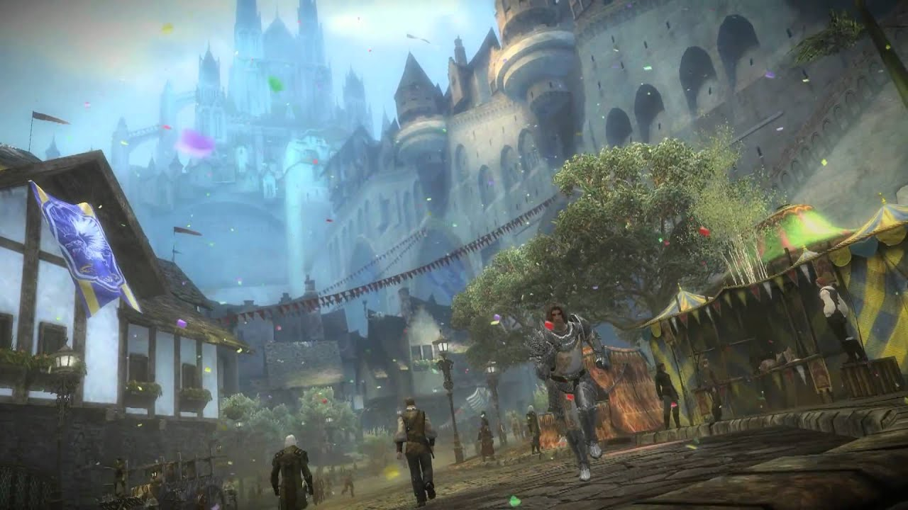 Guild Wars 2 - Kryta, the Last Human Homeland - Trailer