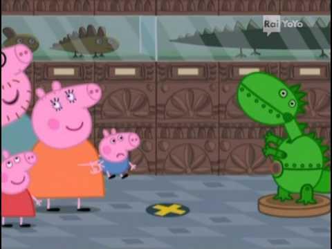 Peppa Pig 2x26 Il compleanno di George   YouTube