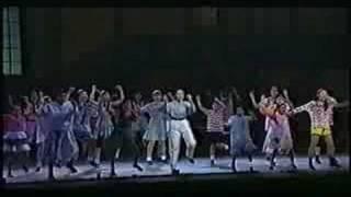 94年、日本青年館? 米澤ももバージョンの子供ミュージカル.
