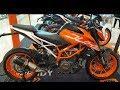 KTM Duke 390 [ 390 Duke ] 2018-2019   Orange