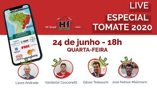 Live - Especial Tomate 2020
