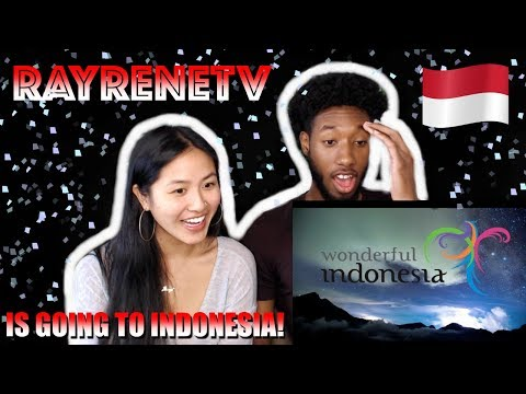 WONDERFUL INDONESIA : A VISUAL JOURNEY | REACTION