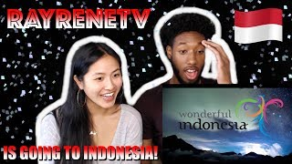 WONDERFUL INDONESIA : A VISUAL JOURNEY   REACTION