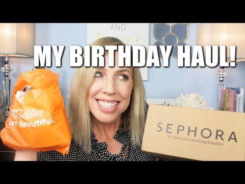 birthday-haul!!
