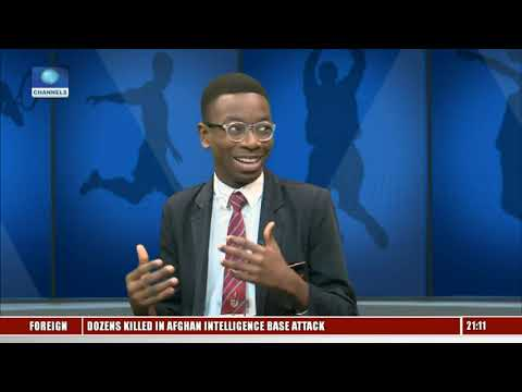 Prospects & Challenges Of Developing Fencing In Nigeria |Sports Tonight|