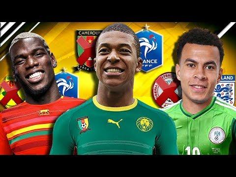 LES 10 STARS DU FOOTBALL QUI ONT REFUSÉ L'AFRIQUE 2.0 ! 🚫