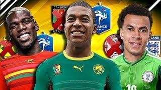 LES 10 STARS DU FOOTBALL QUI ONT REFUSÉ L'AFRIQUE 2.0 !