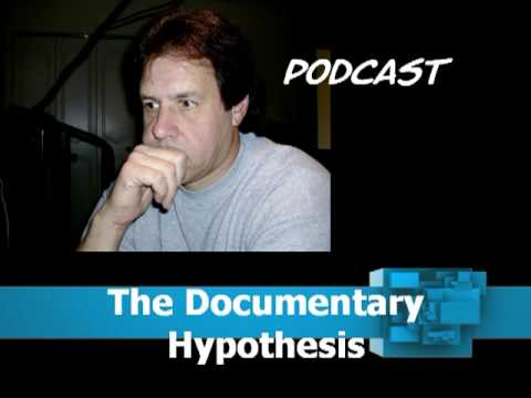 The Documentary Hypothesis of the Pentateuch also known as the JEDP Theory