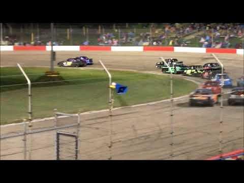 International Feature - 9.9.17 - Jefferson Speedway, Championship Night