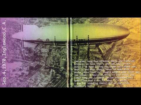 Led Zeppelin: Live on Blueberry Hill [Bootleg]
