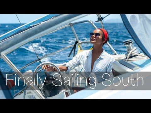Finally Sailing South — Sailing Uma [Step 86]