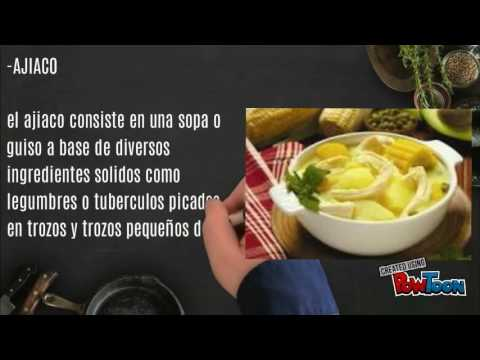 Comida Tipica De La Region Andina