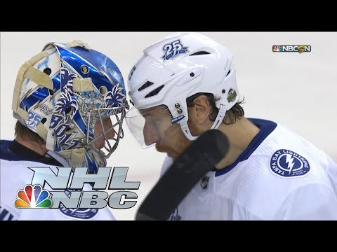 Lightning even series with Capitals at 2-2 I NHL I NBC Sports