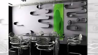дизайн кухни в квартире студии, интерьер, визуализация. фото дизайн