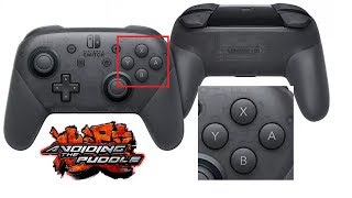 The Nintendo Switch Button Layout Does NOT Function Properly
