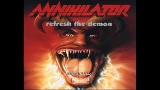 Annihilator - Refresh the Demon (Subtitulado al español)