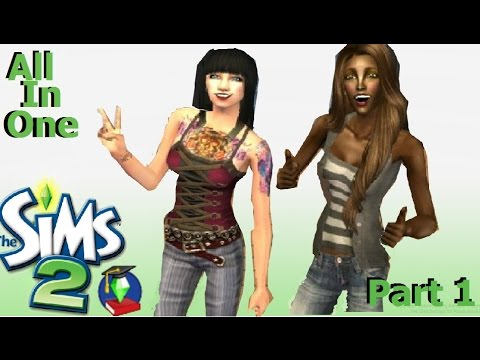 The Sims 2 All In One- Part1- Introductions