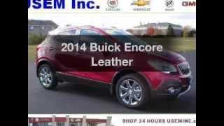 2014 Buick Encore Leather - USEM Inc., Austin, Minnesota