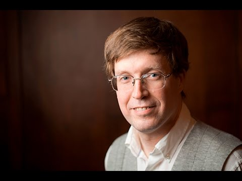 Professor Nate Osgood   The potential of big data in simulation modelling