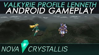 Valkyrie Profile: Lenneth (Android) First Hour Gameplay