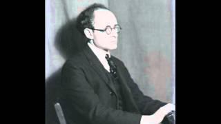 """Jean Wiéner plays Chabrier """"Feuillet d"""