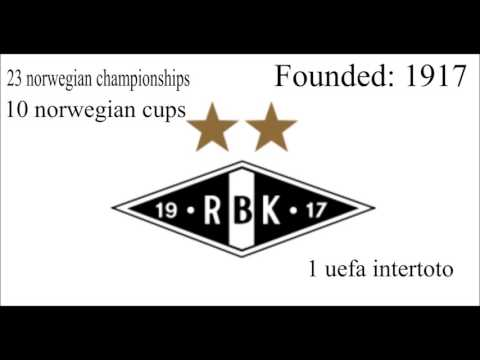 ΥΜΝΟΣ ΡΟΖΕΝΜΠΟΡΓΚ / ANTHEM OF ROSENBORG BK / HYMNE ROSENBORG BALL KLUBB