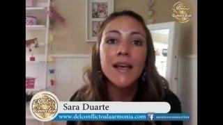 Sara Duarte 5a Cumbre Internacional