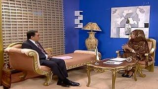 مقابلة خاصة لمعالي الاستاذ عبدالعزيز خلف مع قناة الشروق السودانية
