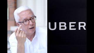 Graves acusaciones del senador Robledo contra Uber
