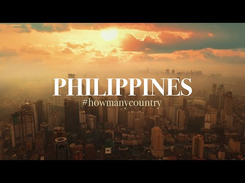 The Philippines - Travel to mysterious island