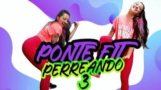 BAILA REGUETON EN CASA #3 - CARDIO DANCE PERREO- Reggaeton at home - Zumba Fitness- Natalia Vanq