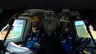 Rota SC 360º - Gunter Hinkelmann/Vinicius Castro na Coxilha Rica - Sábado - Rally Rota SC 2016