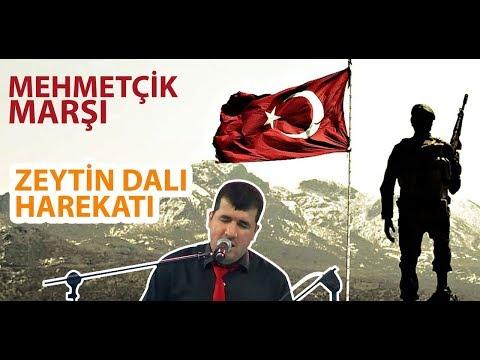 Bilal Göregen - Mehmetçik Marşı (Afrin - Zeytin Dalı Harekatı Özel)