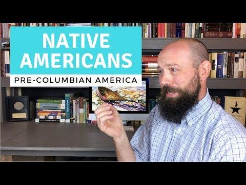 Native America—Pre-Columbian America