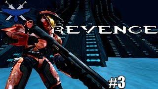 """Revenge capitulo 3 """"La Trampa"""" (Machinima Halo CE)"""