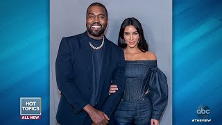 Kim Kardashian West Addresses Kanye's Mental Health | The View