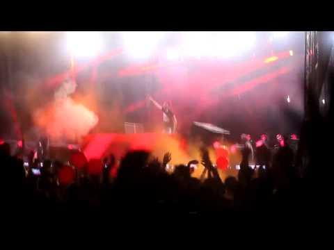 Концерт ATB - André Tanneberger - Festivalul Culorilor Darwin Moldova Chisinau 05.09.2014