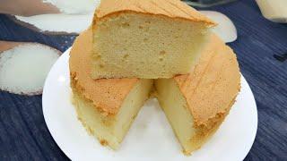 Bánh Bông Lan Xốp- Bạn sẽ thành công ngay lần đầu tiên.