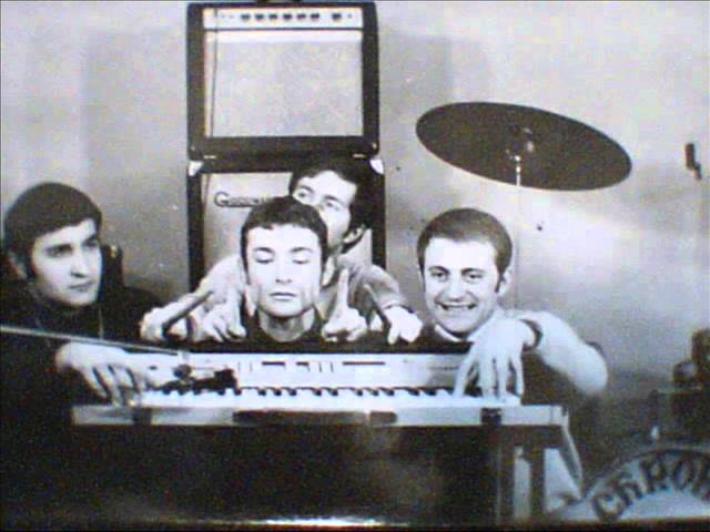 Chromatic - Racul,broasca si o stiuca  1968