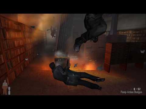 Byzantine Power Game - Max Payne Playthrough (Episode #23)