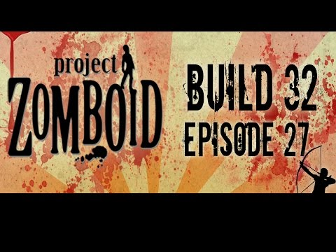 Project Zomboid Build 32 | Ep 27 | Independence Day | Let's Play!