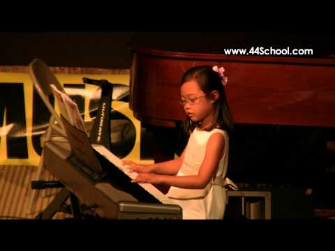 Annie S 44 School of Music Fall Concert 2012 Piano Lessons