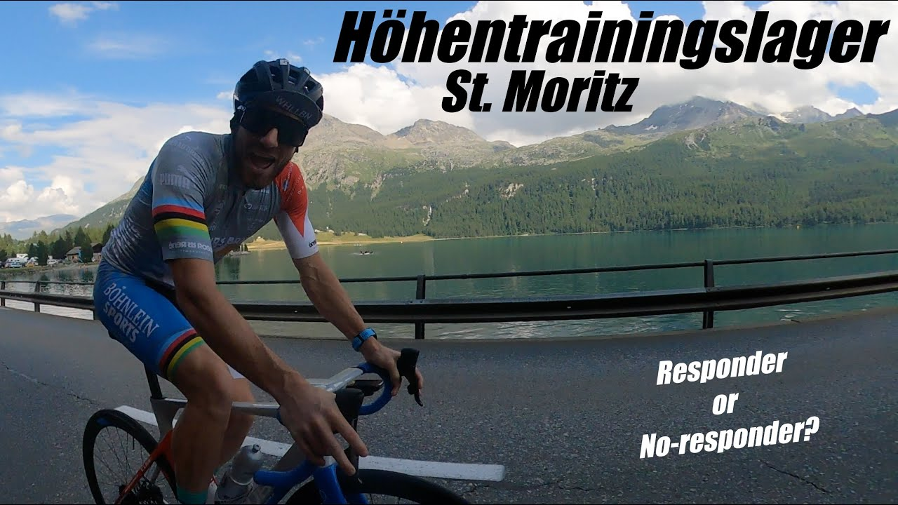 Höhentrainingslager in St. Moritz - Responder or No-Responder